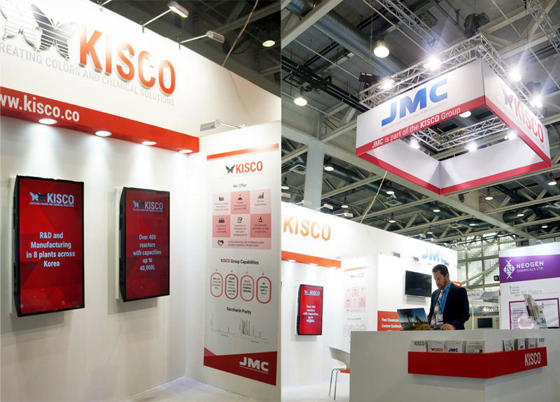 Chemspec Europe 2019 Exhibition (2019 06 26~27) – KISCO