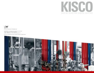 KISCO Brochure 2019