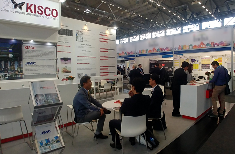 Chemspec Europe 2018 (20~21 Jun 2018) – KISCO