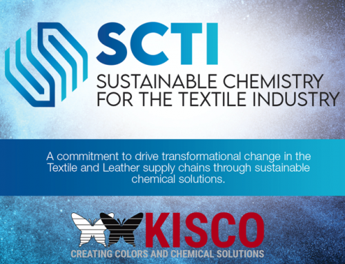 KISCO joins with leading chemical companies to accelerate sustainability for the textile and leather industries