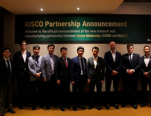 KISCO Partnership Announcement